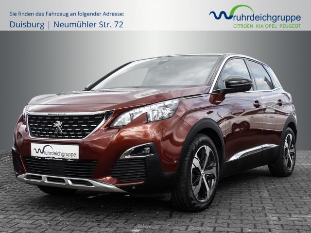 Peugeot 3008 Allure 1.6 AT NAVI LED Automatik PDC, Jahr 2018, Benzin