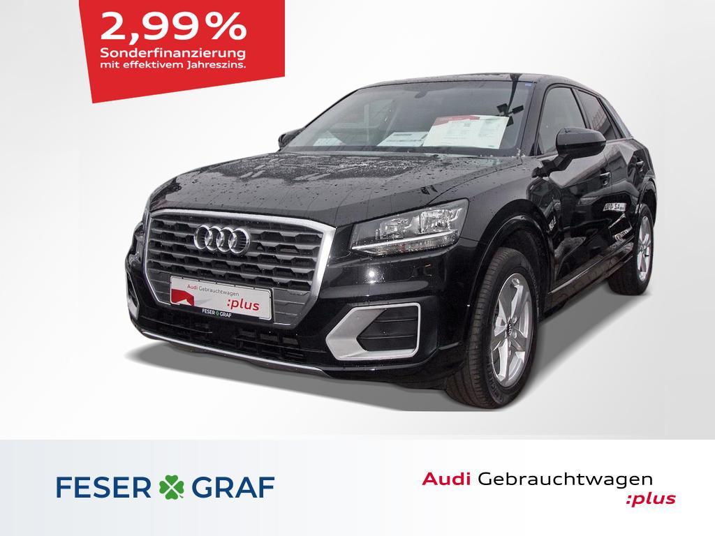 Audi Q2 Sport 1.0 TFSI ultra Navi/PDC/Klima/Alu-17`, Jahr 2017, Benzin