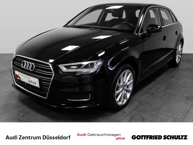 Audi A3 Sportback design 2.0 TDI S-tronic, Jahr 2017, Diesel