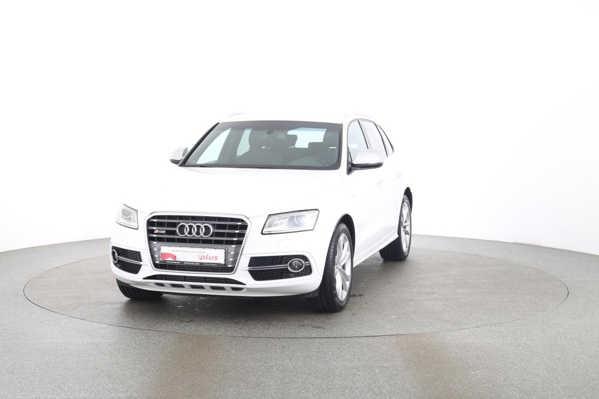Audi SQ5 3.0 TDI quattro tiptronic MMI NAVI AHK, Jahr 2015, Diesel