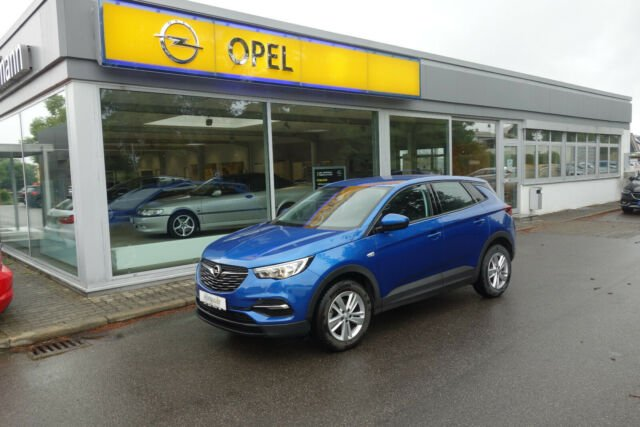 Opel Grandland X Edition, Klimaautomatik, WKR, Jahr 2019, Benzin