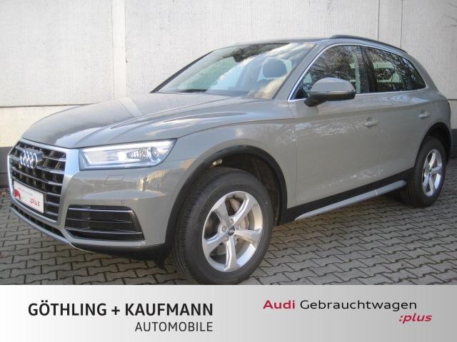 Audi Q5 40 TDI Design qu S tro. 140kW*Xenon*Navi*Conn, Jahr 2019, Diesel