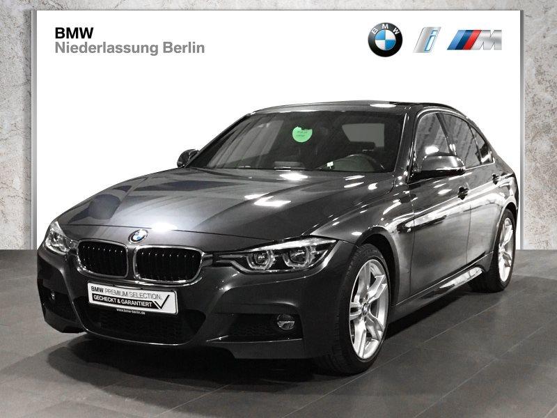 BMW 318d Lim. EU6 Aut. M Sport LED Navi Glasdach PDC, Jahr 2018, Diesel