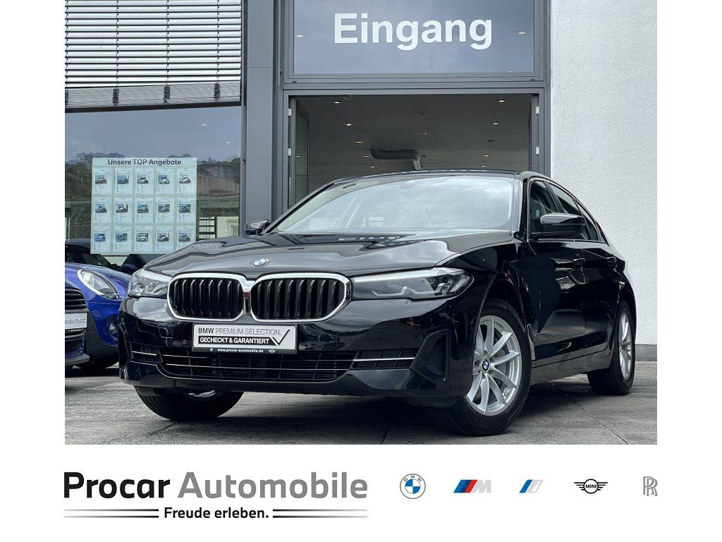 BMW 530e DAB LED WLAN el.Sitze Live-Cockpit+, Jahr 2020, Hybrid