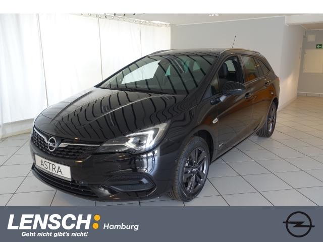 Opel Astra K ST Design&Tech 1.2 INTELLILUX-MATRIX+AGR, Jahr 2021, Benzin