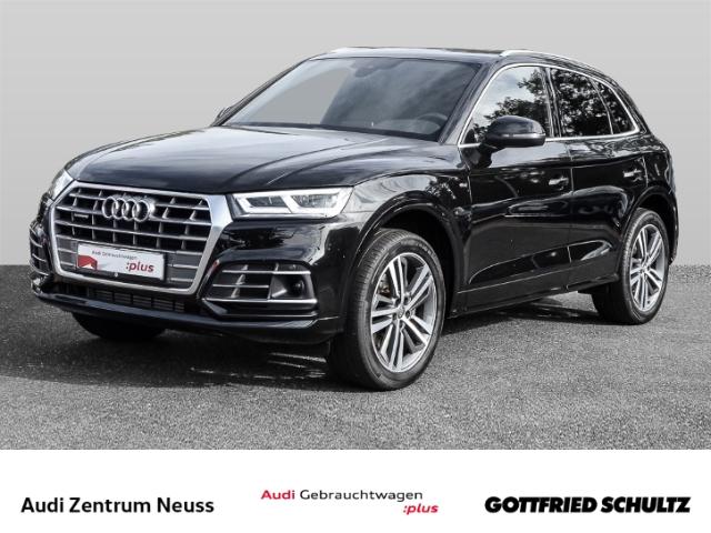 Audi Q5 2.0 TFSI quattro sport S TRONIC 7-STUFIG, Jahr 2018, Benzin