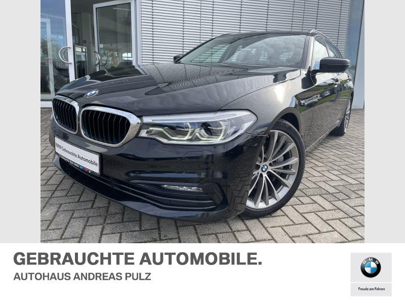 BMW 540i xDrive Touri. Head-Up DAB Adapt.Dr. LED, Jahr 2018, Benzin