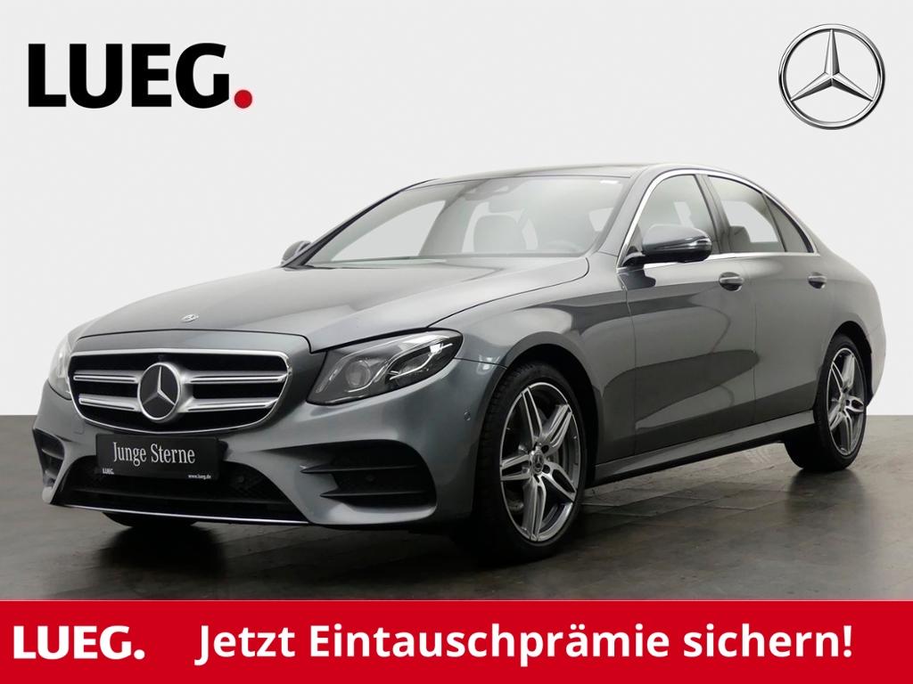 Mercedes-Benz E 450 4Matic AMG+Comand+Fahrassist.+Pano.-Dach, Jahr 2019, Benzin