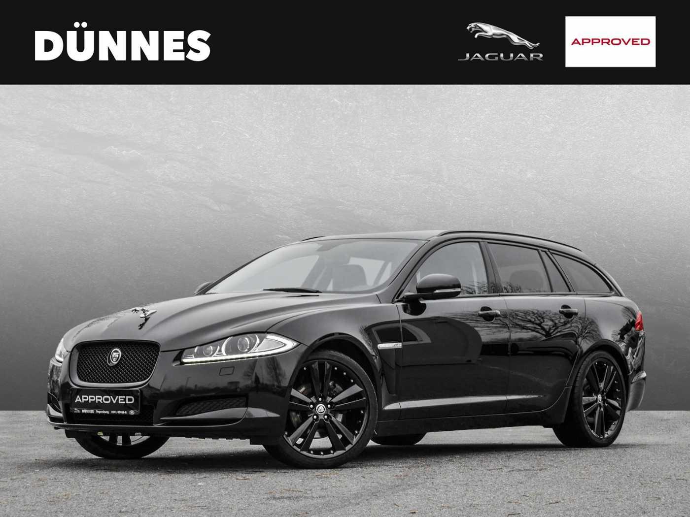 Jaguar XF 2.2 D Sportbrake Black Pack, Jahr 2013, Diesel