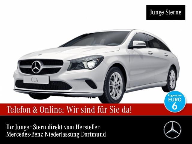 Mercedes-Benz CLA 180 SB Navi Sitzh Chromp Temp, Jahr 2018, Benzin