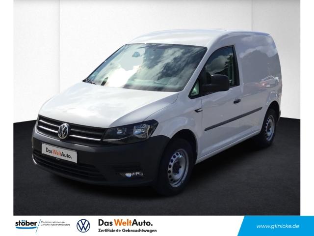 Volkswagen Caddy 2.0 TDI Kasten Tempomat+Zentralverriegelung+Außenspiegel elektrisch, Jahr 2018, Diesel
