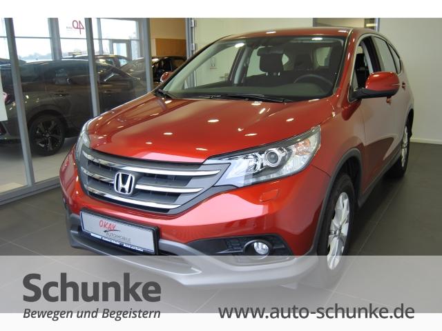 Honda CR-V 2.0 i-VTEC Elegance 4WD AHK Rückfahrkam. Allrad, Jahr 2013, Benzin
