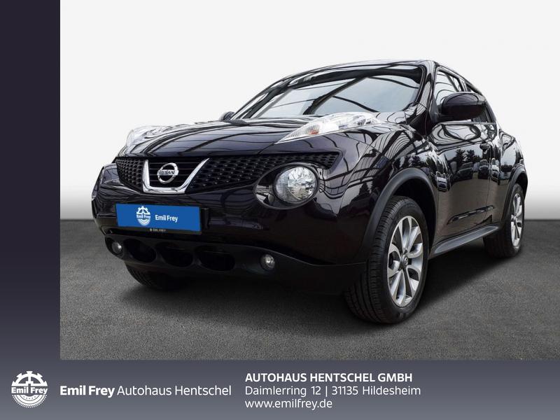 Nissan Juke 1.6 Start/Stop Acenta, Jahr 2014, Benzin