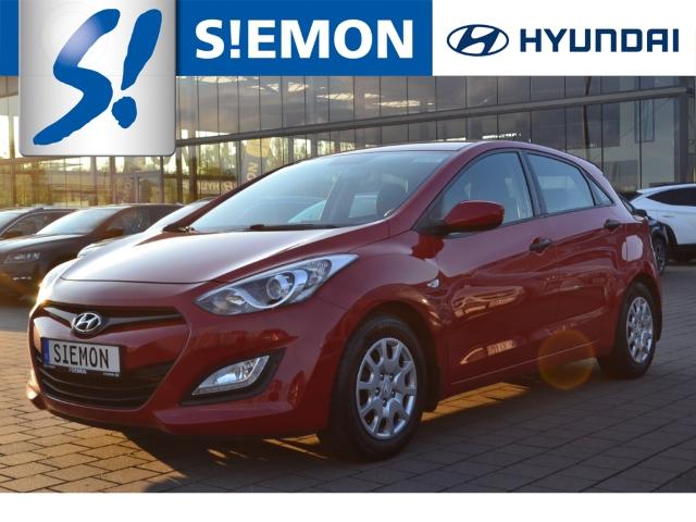 Hyundai i30 1.4 Classic Klima MP3 USB el.FH ZV-IF, Jahr 2014, Benzin