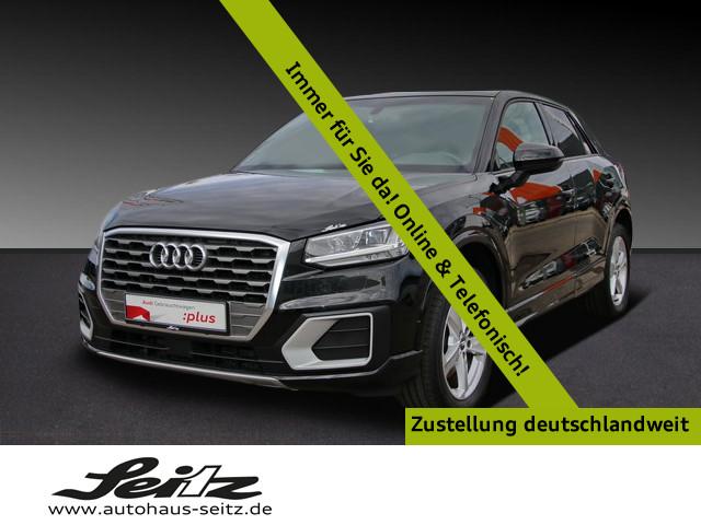 Audi Q2 1.4 TFSI sport DAB AHK LED, Jahr 2017, Benzin