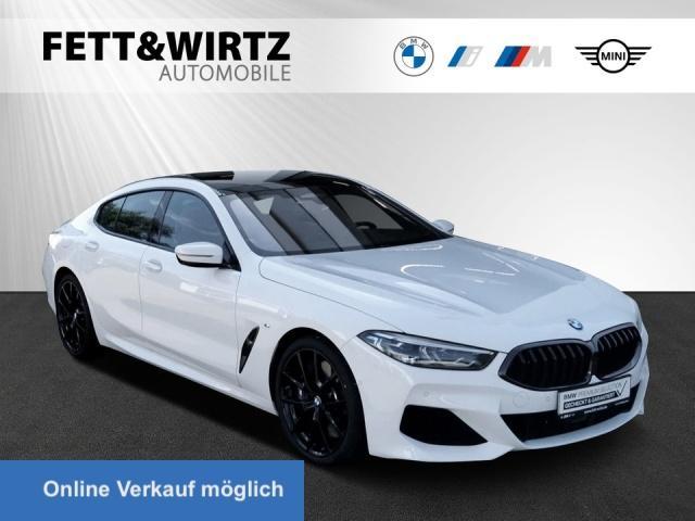 BMW 840i Gran Coupe M-Sport Leas. ab 799,- br.o.Anz., Jahr 2019, Benzin