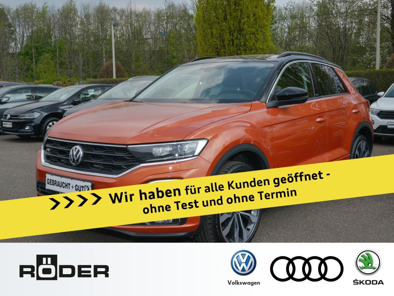 Volkswagen T-ROC R United R Line 2.0 TDI DSG 4Motion Navi L, Jahr 2020, Diesel