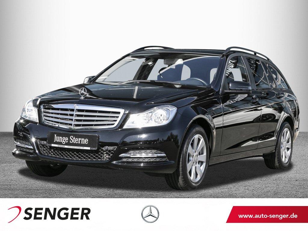 Mercedes-Benz C 180 T *Parktronic*Totwinkel*Tempomat*LM-Felgen, Jahr 2014, Benzin