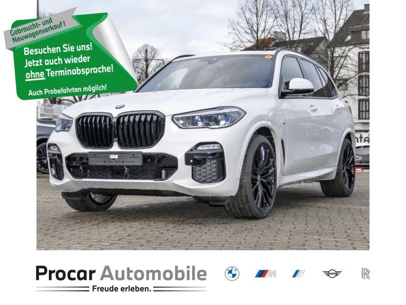 BMW X5 xDrive40d M Sport Luft 22 Zoll, Jahr 2021, Diesel