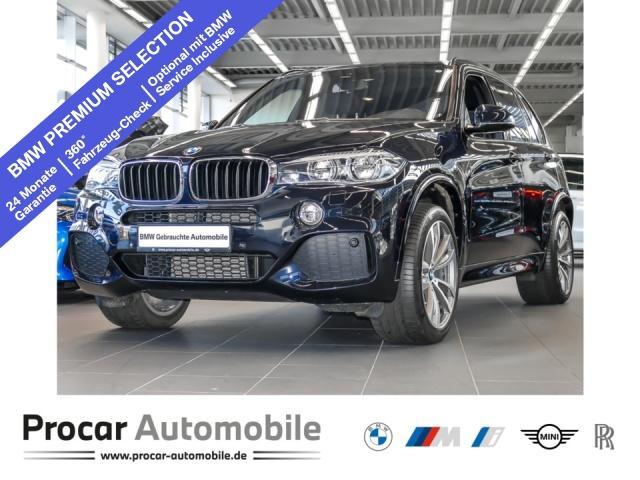 BMW X5 xDrive30d M Sport Head-Up LED Panorama AHK, Jahr 2018, Diesel