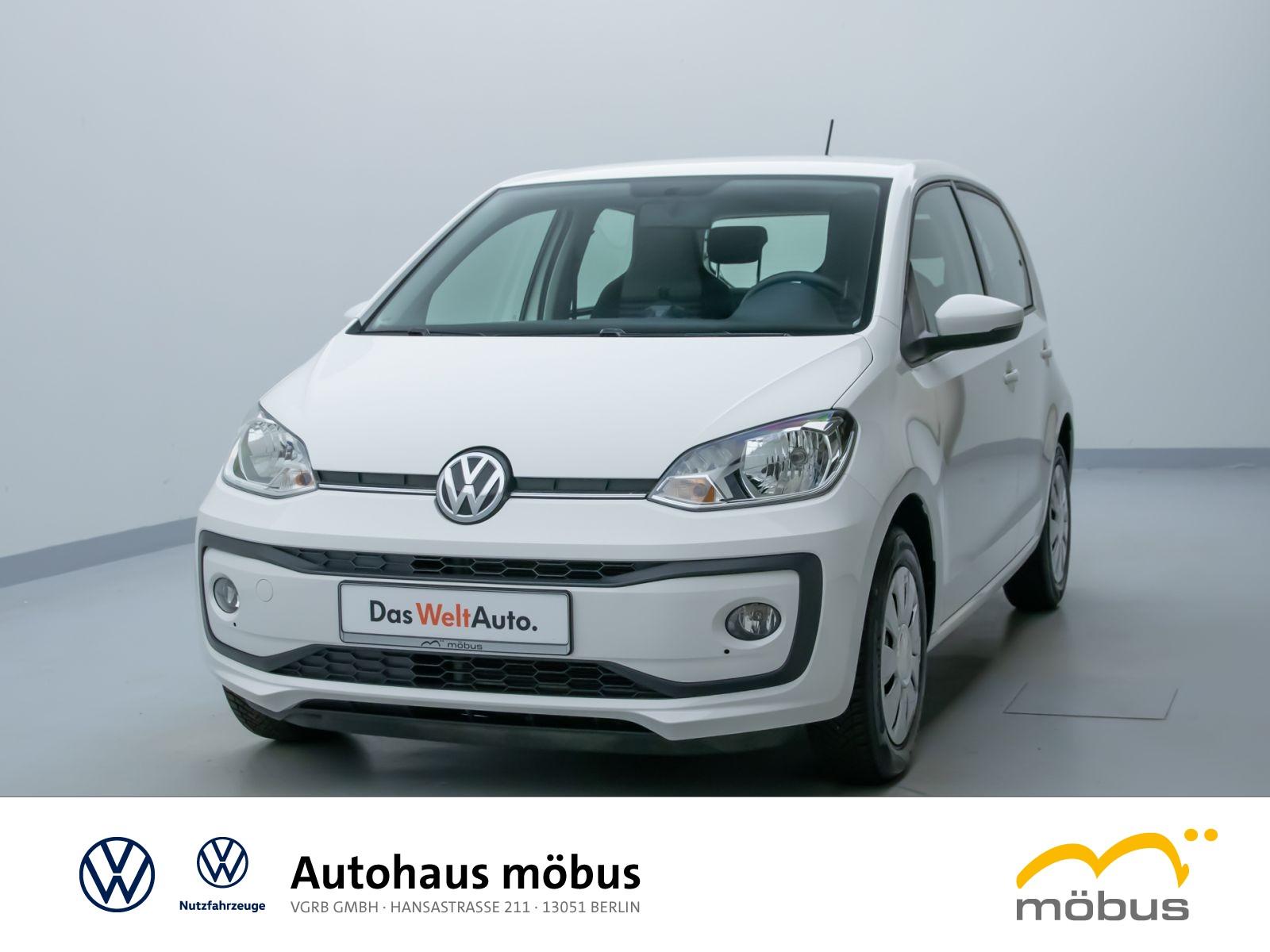 Volkswagen UP! MOVE UP! 1.0*KLIMA*PDC*WINTERPACK*BLUETOOTH*, Jahr 2017, Benzin