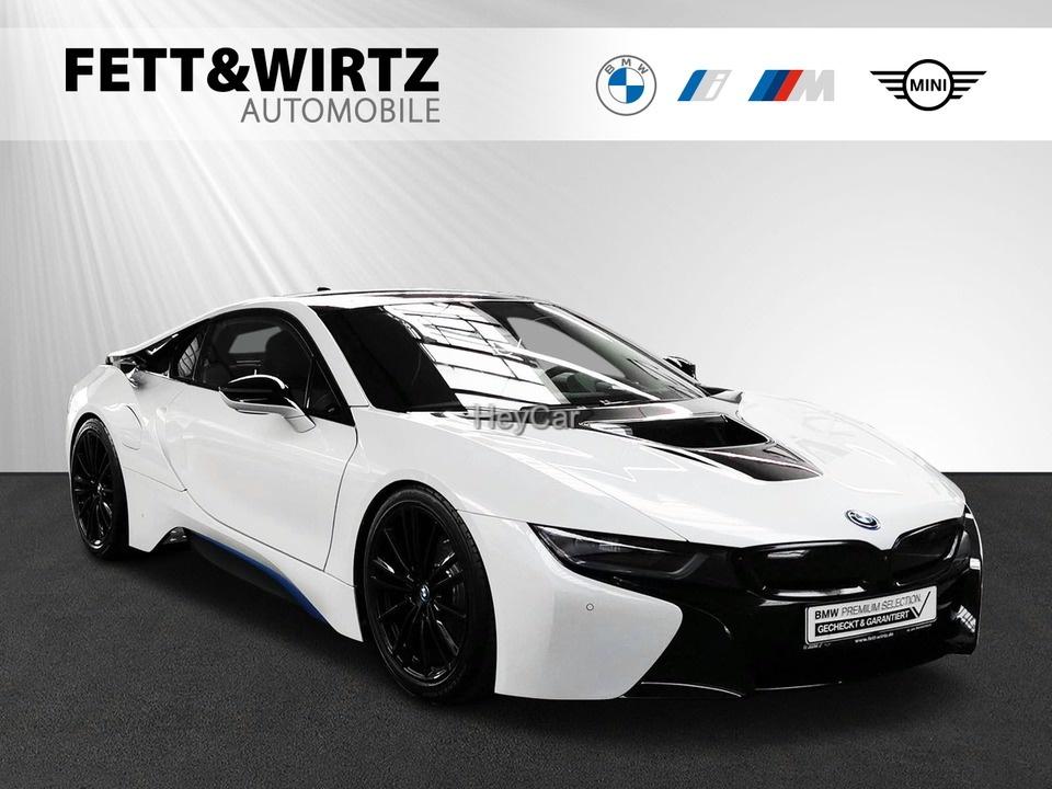 BMW i8 NaviProf. HUD HK Display-Key DA LED, Jahr 2018, Hybrid