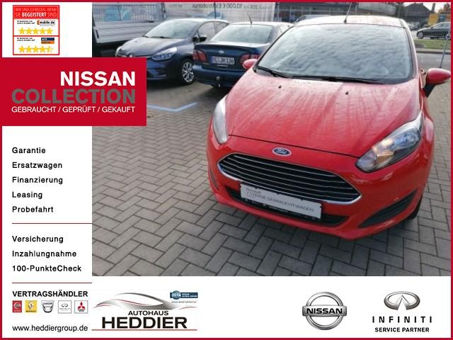 Ford Fiesta Trend, Klima, Radio Bluetooth, Alu, Ganzjahresreifen, Jahr 2014, Benzin