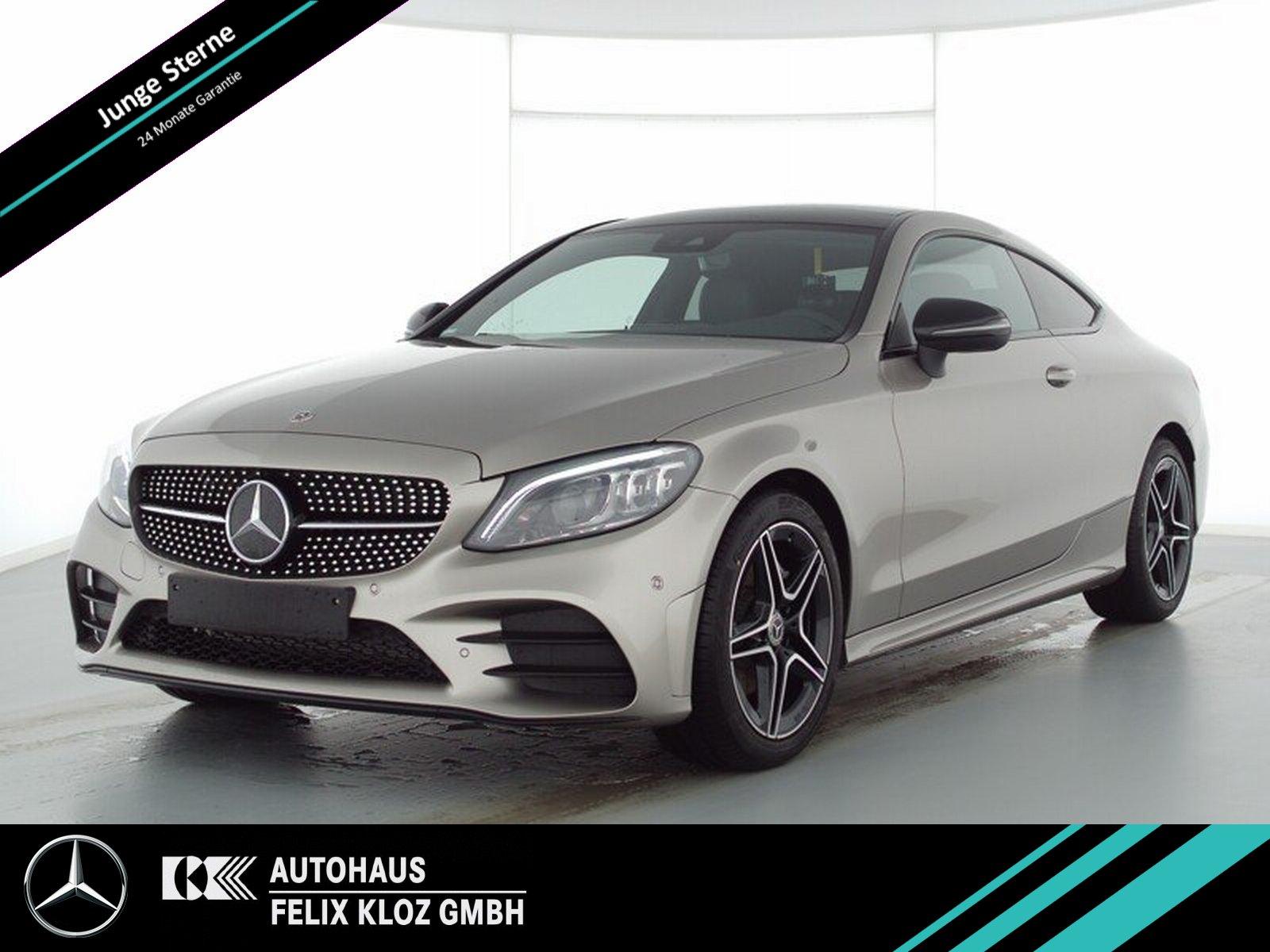 Mercedes-Benz C 200 AMG Night Oano Assistenz Kamera Multibeam, Jahr 2020, Benzin