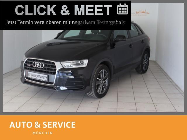 Audi Q3 2.0 TDI quattro S tronic Navi|Pano|Xenon|PDC, Jahr 2017, Diesel