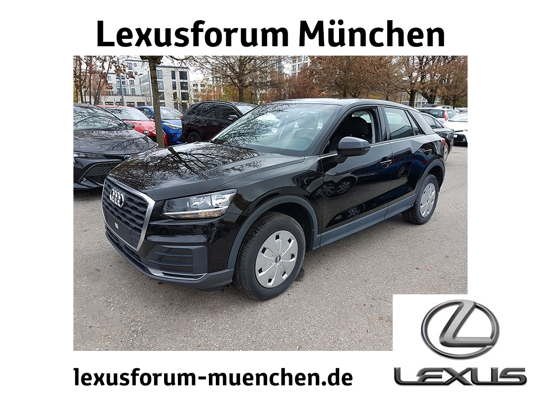 Audi Q2 1.0 TFSI 30 basis *Big Deal+5nJ-Garantie, Jahr 2019, Benzin