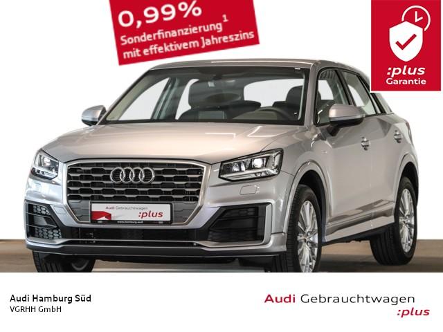 Audi Q2 30 TFSI S LINE/NAVI/LED/DAB/GRA, Jahr 2020, Benzin