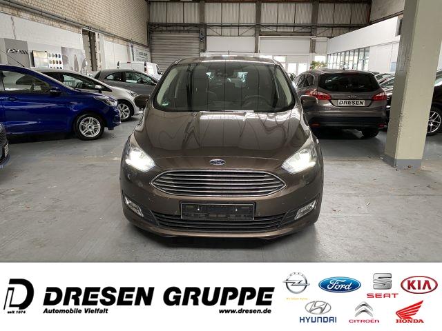 Ford C-Max Titanium 2.0 TDCi,Xenon,Navi,Klima,Bluetooth, Jahr 2018, Diesel
