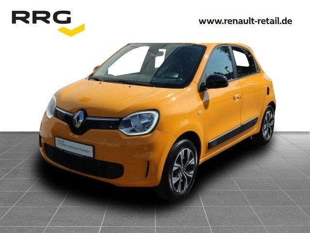 Renault TWINGO ZEN SCe 65 Klima, Bluetooth, SHZ Kleinwag, Jahr 2021, Benzin
