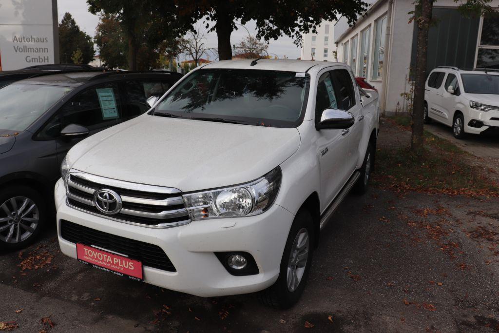 Toyota HiLux 4x4 Double Cab Autm. Comfort, Jahr 2019, Diesel