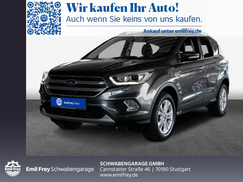 Ford Kuga 1.5 EcoBoost 2x4 Titanium, Jahr 2020, Benzin