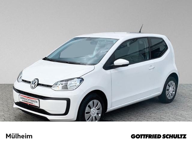Volkswagen up! Up 1.0 TSI KLIMA move up, Jahr 2017, Benzin