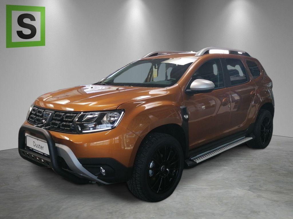 Dacia Duster TCe 130 2WD GPF Prestige m. ELIA-Umbau, Jahr 2019, Benzin