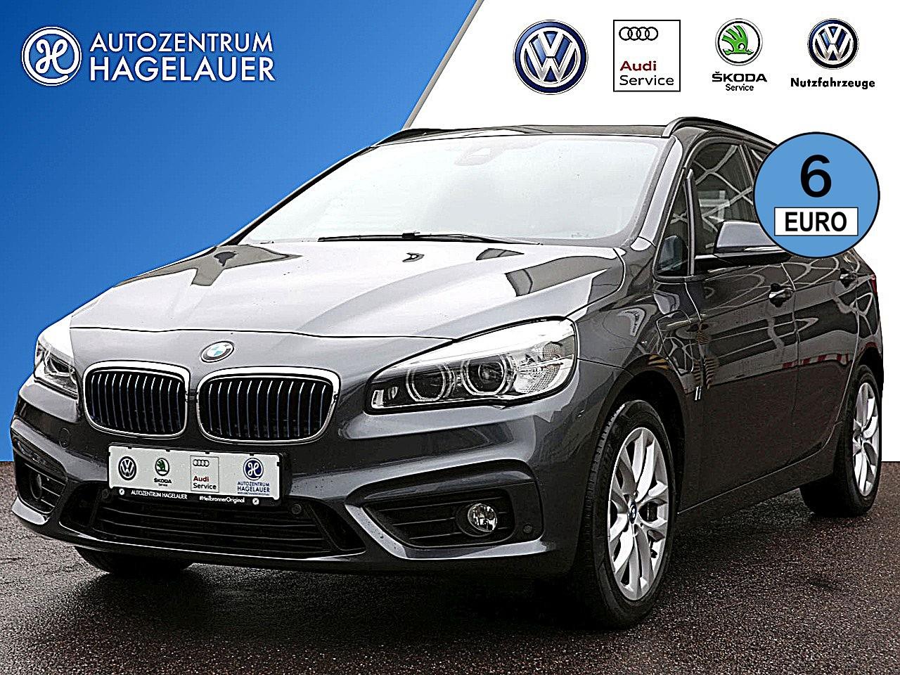 BMW 225xe ActiveTourer Advantage Steptronic Navi LED, Jahr 2016, Hybrid