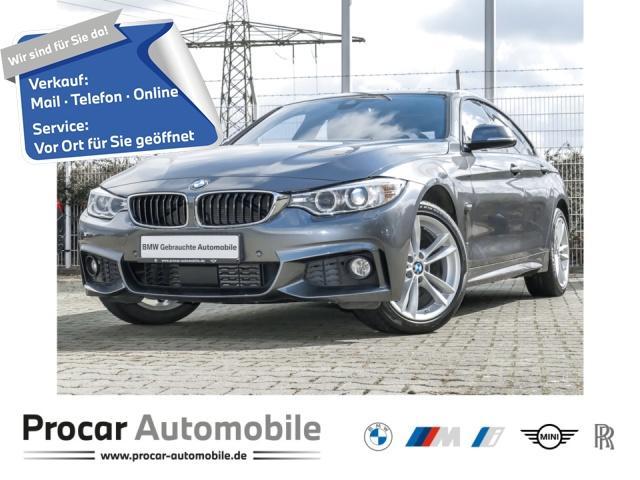BMW 430d xDrive Gran Coupe M Sport // HuD HiFi RFK, Jahr 2015, Diesel