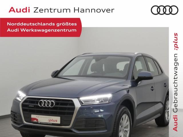 Audi Q5 2.0 TFSI qu. Pano, virtual, AHK, Leder, Xenon, Navi, Jahr 2017, Benzin