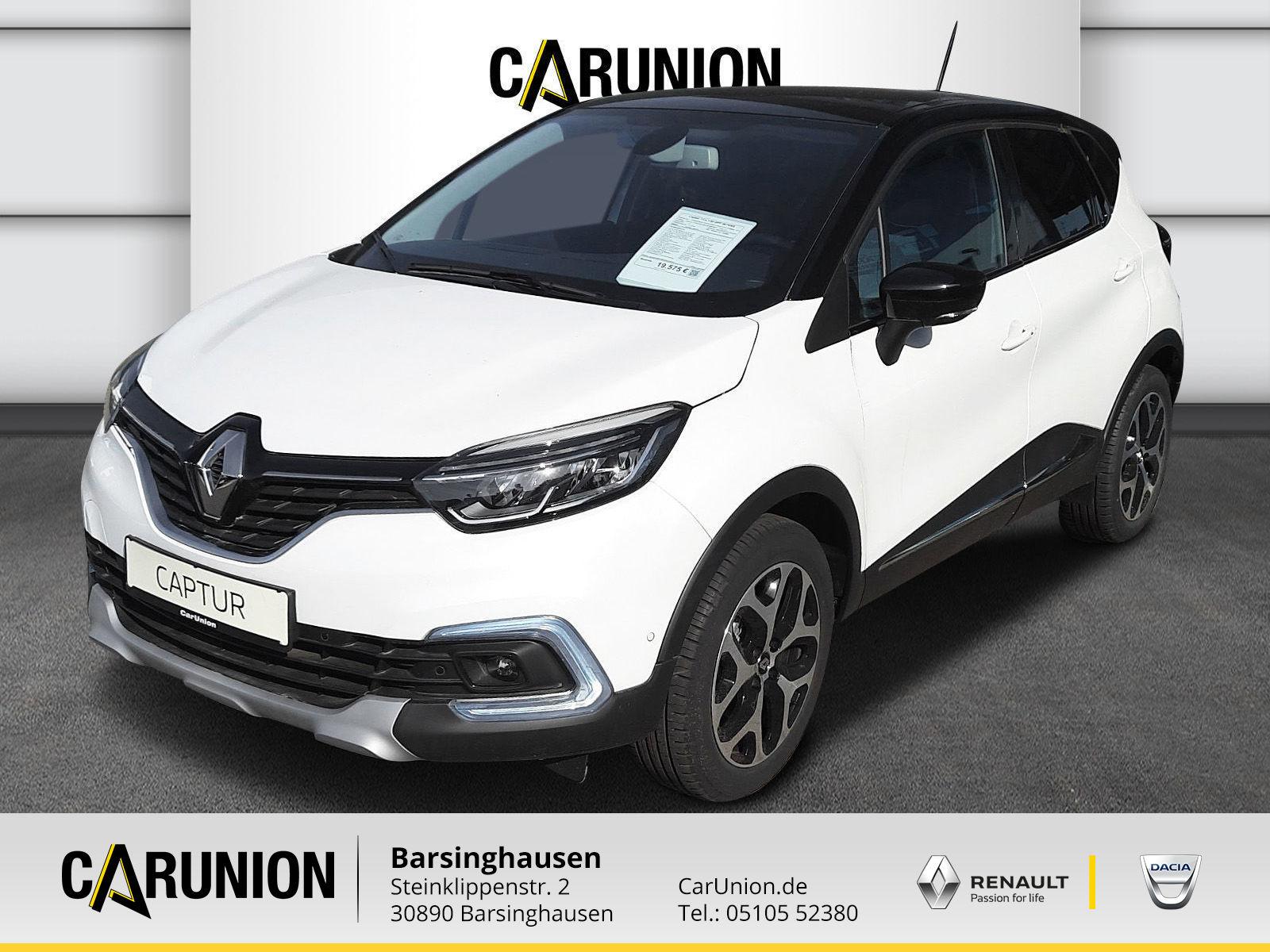 Renault Captur Intens TCe 130 GPF, Jahr 2019, Benzin