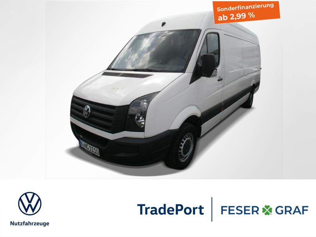 Volkswagen Crafter 2.0 TDI Kasten langer Radstand (DPF), Jahr 2017, Diesel