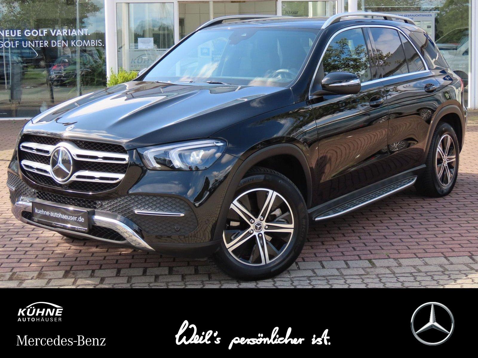 Mercedes-Benz GLE 300 d 4M AMG Int+AHZV+Kamera+18'+Trittbrette, Jahr 2020, Diesel