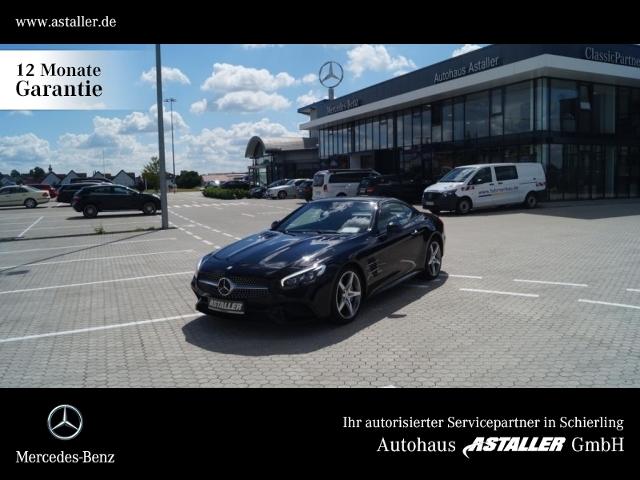Mercedes-Benz SL 400 AMG+Harman+Comand+DAB+LEDILS+Kamera+Totw+, Jahr 2016, Benzin
