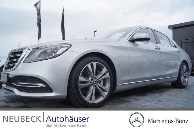 Mercedes-Benz S 560 ACC/Nachtsicht/360°/Multibeam/Burmester++, Jahr 2018, Benzin
