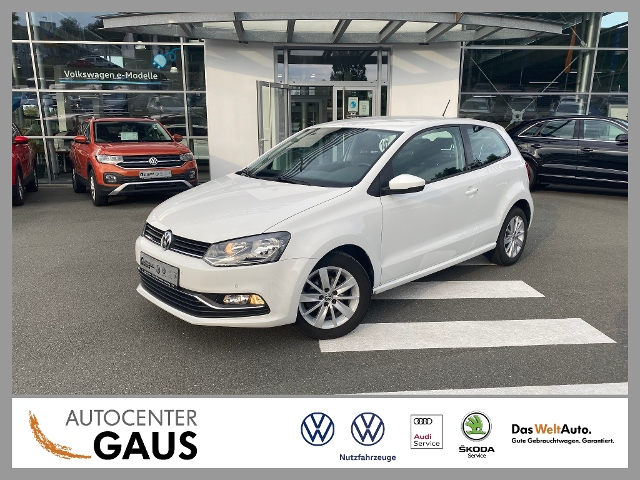 Volkswagen Polo Comfortline 1.0 TSI Klimaanlage, Jahr 2017, Benzin