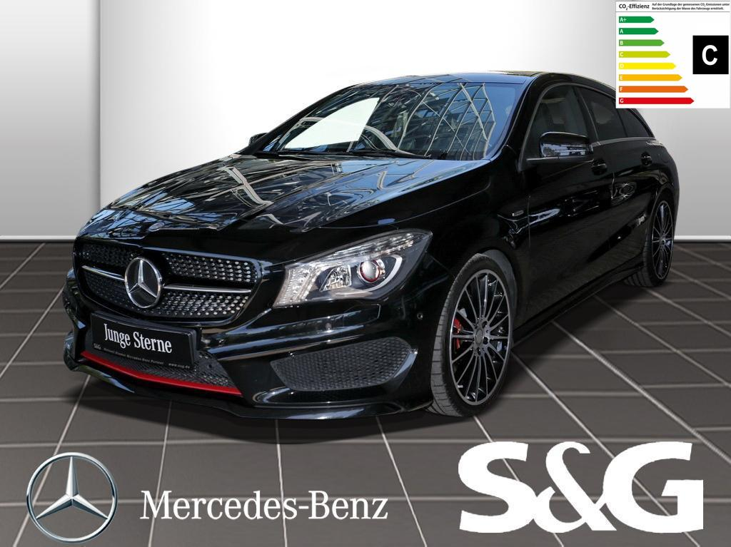 Mercedes-Benz CLA 250 Shooting Brake AMG-Line/4M/Pano/LED/Spor, Jahr 2015, Benzin