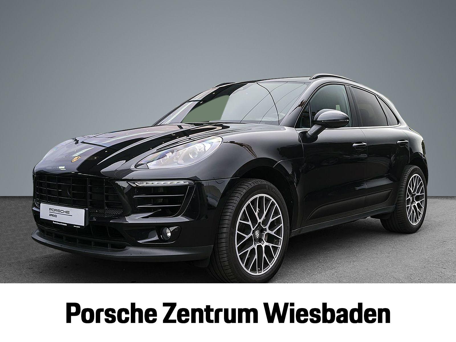 Porsche Macan S, Jahr 2016, Benzin