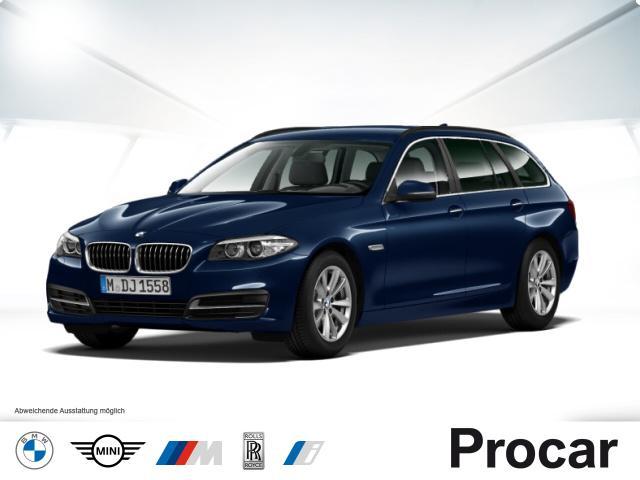 BMW 520d Touring Navi Xenon Leder Klimaaut. PDC HIFI, Jahr 2016, Diesel