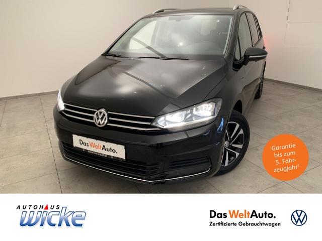 Volkswagen Touran 1.5 TSI United 7.Sitzer Klima Navi, Jahr 2020, Benzin